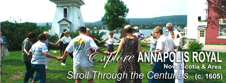 Acadian Heritage Tours in Annapolis Royal