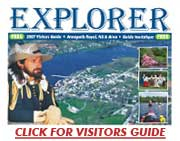 Explorer Visitors Guide